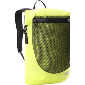 The North Face Waterproof Rolltop sulphur spring green/TNF black